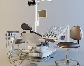 3D Dental chairs