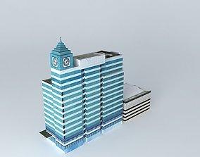 Century Tower 3D