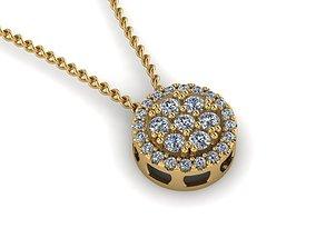 3D print model printable jewellery Jewelry Pendant