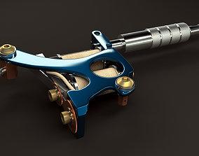 design Tattoo Machine 3D model