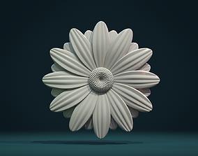 3D printable model signs-logos Daisy