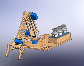 Arm 4axis 3D