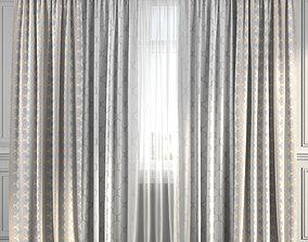 Curtain Set 248 3D
