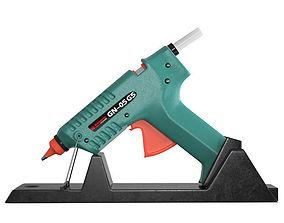 glue gun Hammer GN-06 3D asset low-poly