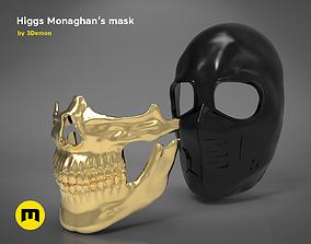 The Death Stranding Mask- Death Straning 3D print model
