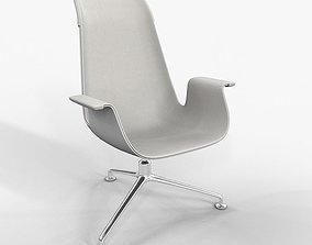 3D model Chair Walter Knoll FK