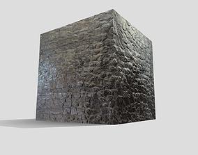 3D Seamless Stonework PBR Texture