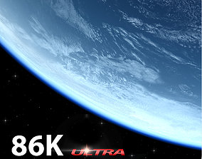 86K Photorealistic Earth 3D model
