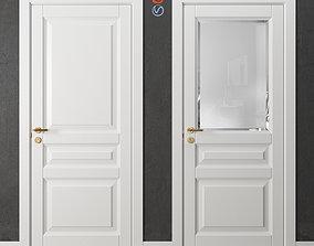 3D model Doors Lignum Volkhovets part 3 white