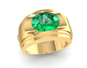 LUXURY DIAMOND RING 1566 3D print model