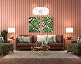 Living Room 2019 3D
