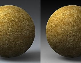 Sand Landscape Shader 014 3D model