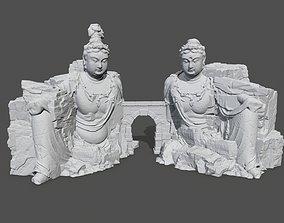 3D print model buda gate