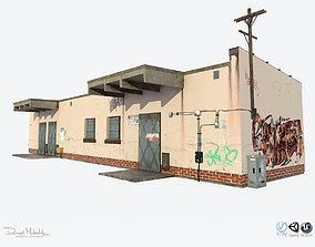 3D model Electric Station