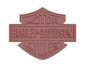 3D print model Harley-Davidson