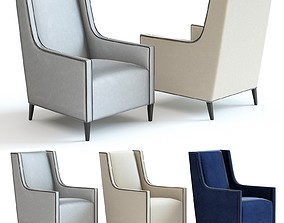 3D The Sofa and Chair Co - Christo Armchair