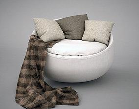 interior Comfortable chair 3D