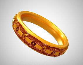 Ragged Ring 3D printable model