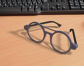 noassembly Vintage glasses - 3D printable