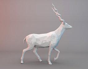 3D model ANTELOPE - 02