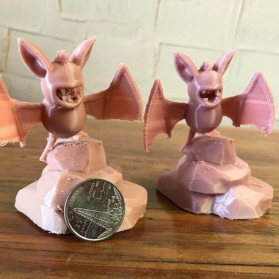 Zubat 3D Print