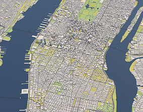liberty New York 3D model