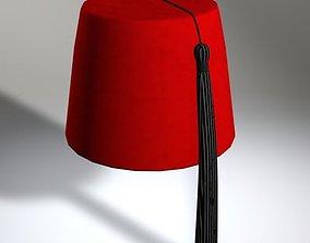 3D Fez Hat