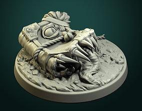 3D printable model Mimic Spellbook