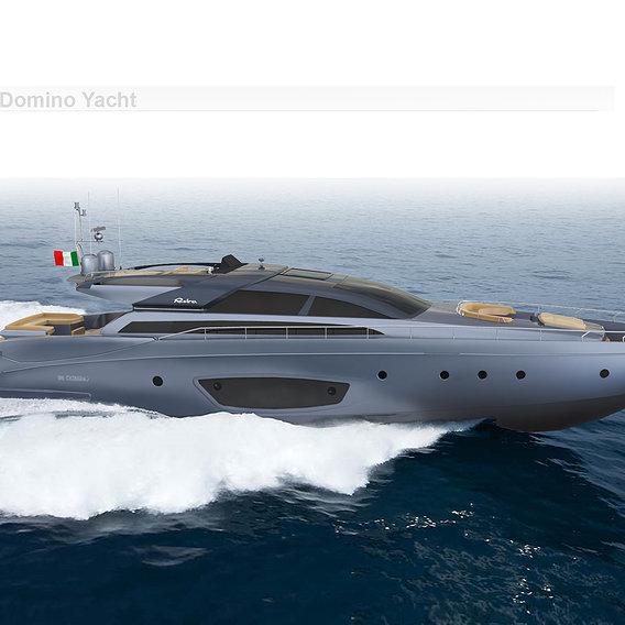 Riva 86 Domino Yacht