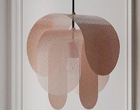 SUPERPOSE Pendant Lamp by FREDERIK KURZWEG 3D