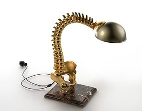 3D Spine Table Lamp