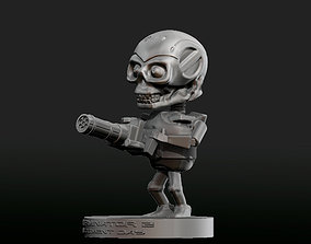 Terminator 2 Judgment Day Funko Pop 3D printable model