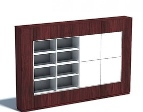 Furniture Stylish Cabinets 3D