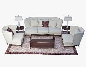 furniture set collection 3D