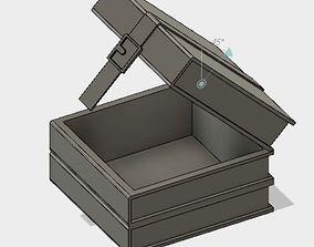 Winrar Logo box V2 3D print model