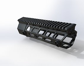 Handguard Mlock 3D model