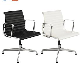 3D Eames Management Chair Glides
