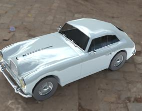 3D model Aston Martin DB2