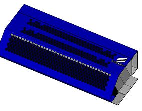 EQUIPO ERICSSON 3D model