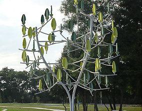 3D wind tree