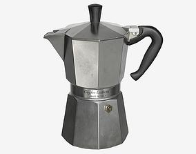 3D model Coffee Kettle 005