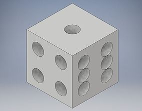 Die or Dice stl 3D printable model