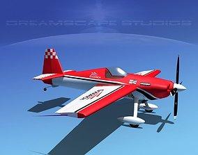 3D model Extra Flugzeugbau EA300S V08