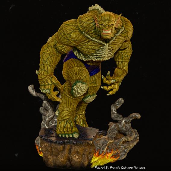 Abomination Hulk's Villain fan art