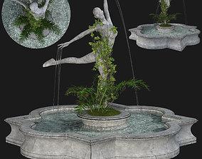 3D model fountain vol 01