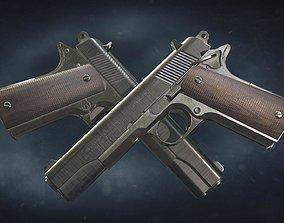 3D model PISTOL M1911