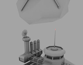 3D Mining Outpost