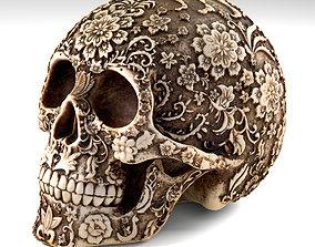 3D model Sugar Skull Calavera