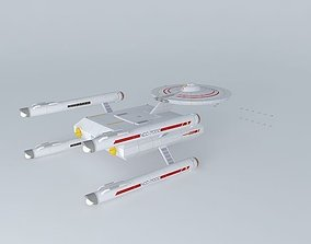 USS Legion 3D model