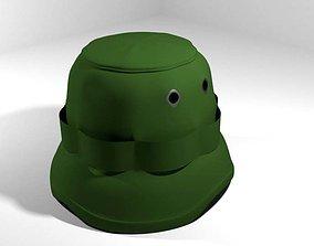 Hat - Bucket 3D model
